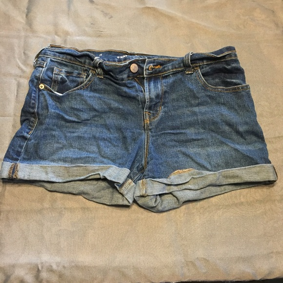 Levi's Pants - Old Navy Boyfriend Shorts